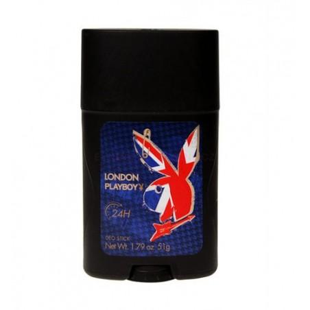 Playboy London Deo Stick 53 ml / 51 g / 1.79 oz
