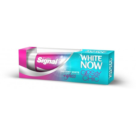 Signal White Now Glossy Chic Toothpaste 50 ml / 1.6 fl oz
