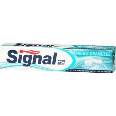 Signal Micro-Granules Toothpaste 75 ml / 2.5 fl oz