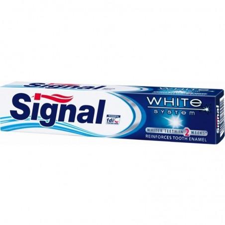 Signal White System Toothpaste 75 ml / 2.5 fl oz