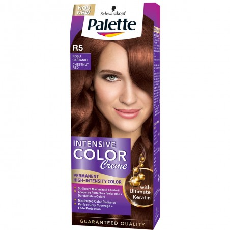 Schwarzkopf Palette Intensive Color Creme (R5 Chestnut Red)