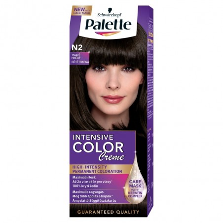 Schwarzkopf Palette Intensive Color Creme (N2 Dark Brown)