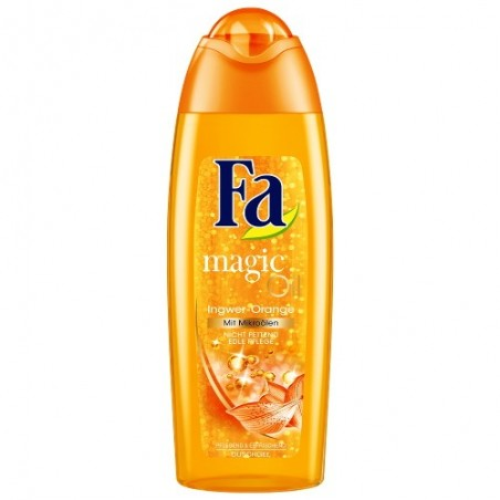Fa Magic Oil Ginger Orange Shower Gel 250 ml / 8.3 fl oz