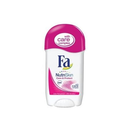 Fa NutriSkin Care & Protect 48h Anti-Perspirant Stick 50 ml / 1.7 oz