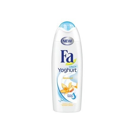 Fa Greek Yoghurt Almond Shower Cream 250 ml / 8.3 fl oz