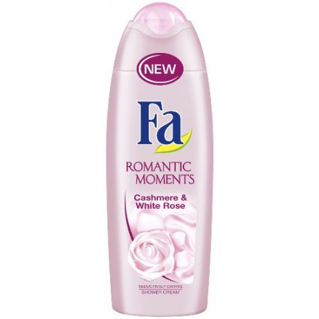 Fa Romantic Moments Shower Cream 250 ml / 8.3 fl oz