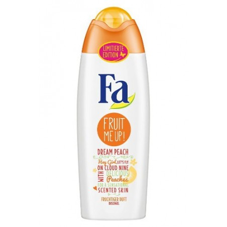 Fa Fruit Me Up! Dream Peach Shower Gel 250 ml / 8.3 fl oz