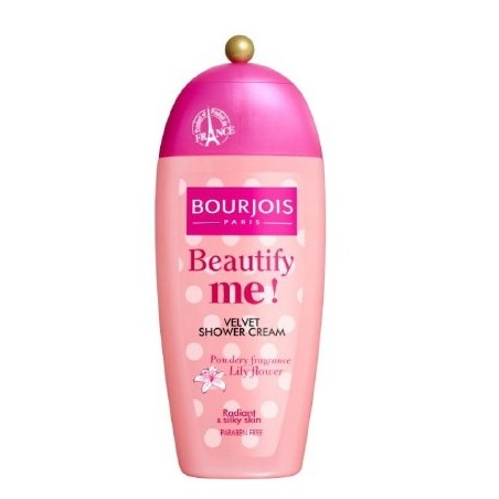 Bourjois Beautify Me! Velvet Shower Cream 250 ml / 8.4 fl oz
