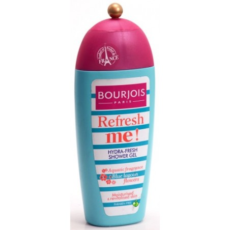 Bourjois Refresh me! Hydra-Fresh Shower Gel 250 ml / 8.4 fl oz