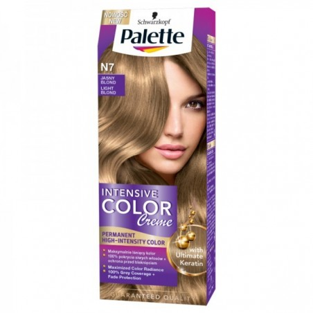 Schwarzkopf Palette Intensive Color Creme (N7 Light Blonde)