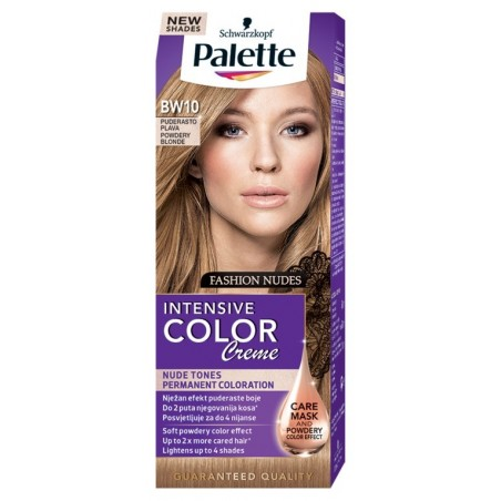 Schwarzkopf Palette Intensive Color Creme (BW10 Powdery Blond)