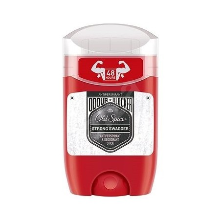 Old Spice Strong Swagger Antiperspirant & Deodorant Stick 50 ml / 1.7 oz