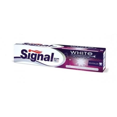 Signal White System Revitalize Toothpaste 75 ml / 2.5 fl oz