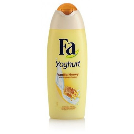 Fa Yoghurt Vanilla Honey Shower Cream 250 ml / 8.3 fl oz