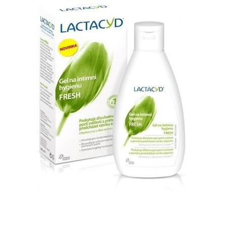 Lactacyd Fresh Intimate Wash Gel 200 ml / 6.7 fl oz