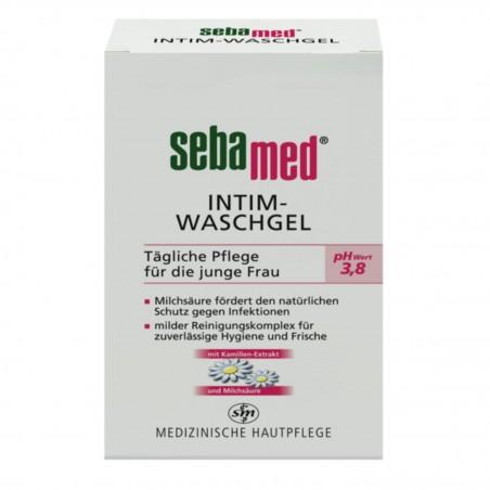 Sebamed Intim-Waschlotion pH 3.8 200 ml / 6.8 fl oz