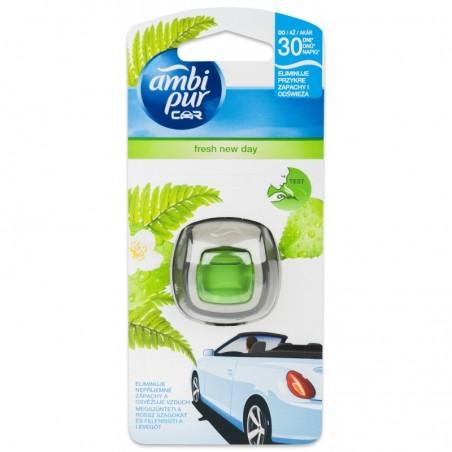 Ambi Pur Car Mini Freshener Fresh New Day 2 ml