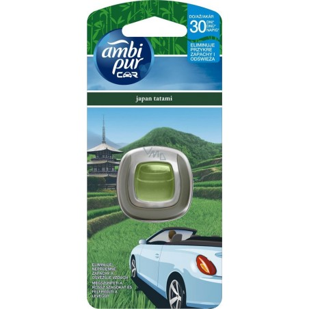 Ambi Pur Car Mini Freshener Japan Tatami 2 ml