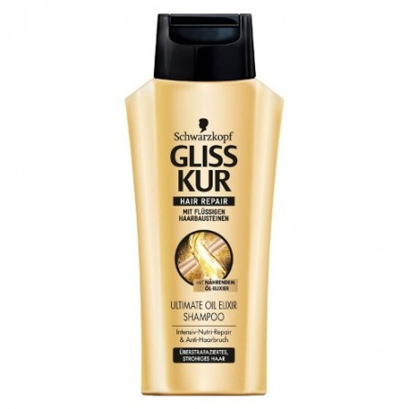 Schwarzkopf Gliss Kur Ultimate Oil Elixir Shampoo 250 ml / 8.3 fl oz