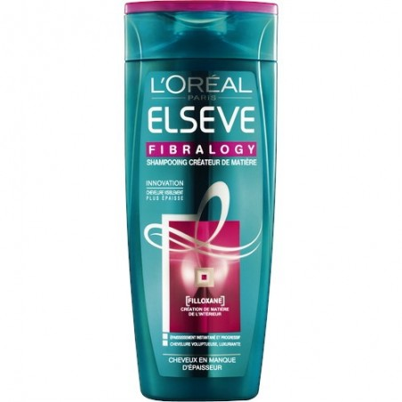 L'Oreal Elseve Fibralogy / Elvive Fibrology Shampoo 250 ml / 8.3 fl oz