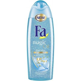 Fa Magic Oil Blue Lotus Shower Gel 250 ml / 8.3 fl oz