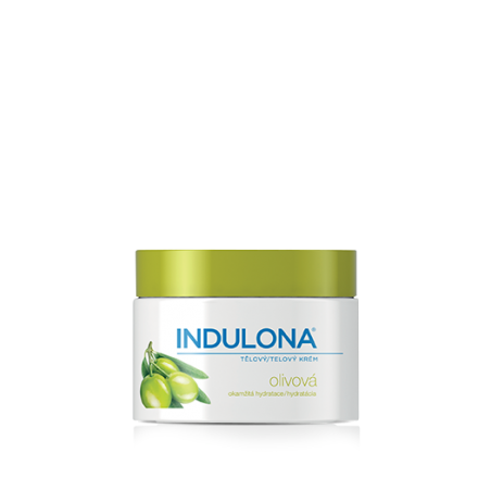 Indulona Olive Body Cream 250 ml / 8.33 fl oz