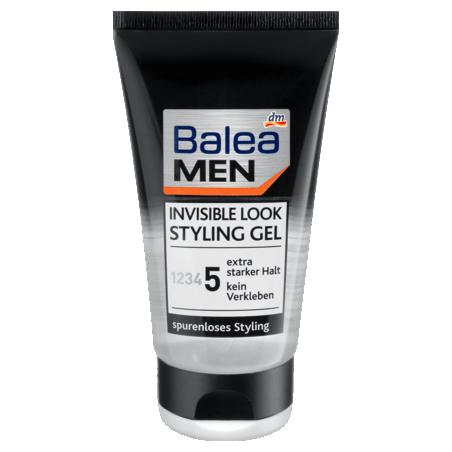 Balea Men Invisible Look Styling Gel 150 ml / 5.0 fl oz