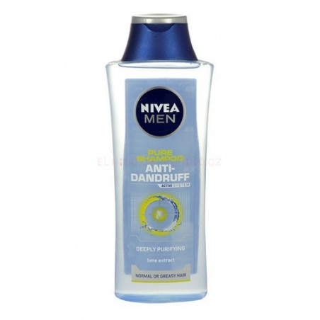 Nivea Men Anti-Dandruff Pure Shampoo 250 ml / 8.4 fl oz