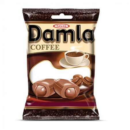 Tayas Damla Coffee Soft Candy 90 g / 3.17 oz