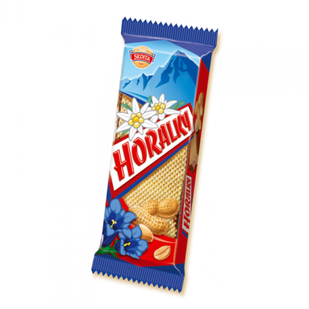 Sedita Horalky Peanut 50 g / 1.6 oz