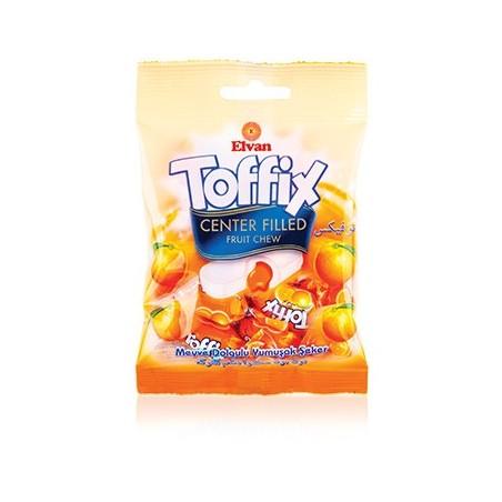 Elvan Toffix Orange Filled Chew 90 g