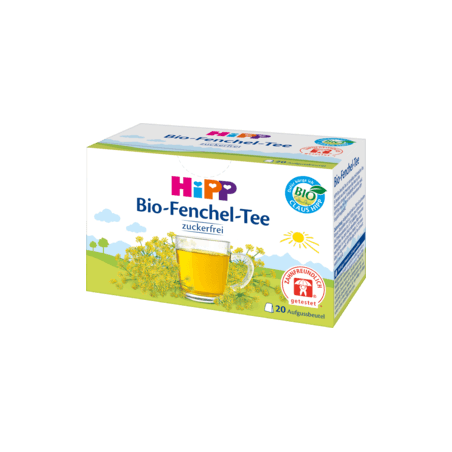 Hipp Bio Fennel Baby Tea