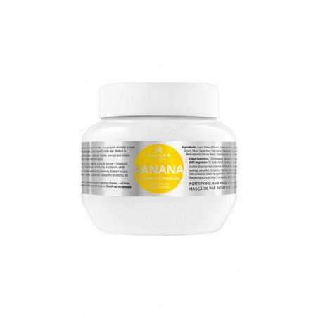 Kallos Banana Fortifying Hair Mask 275 ml / 9.2 oz