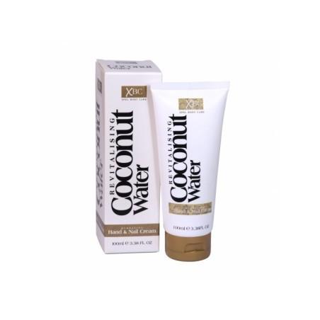 XBC Revitalising Coconut Water Hydrating Hand & Nail Cream 100 ml / 3.38 fl oz