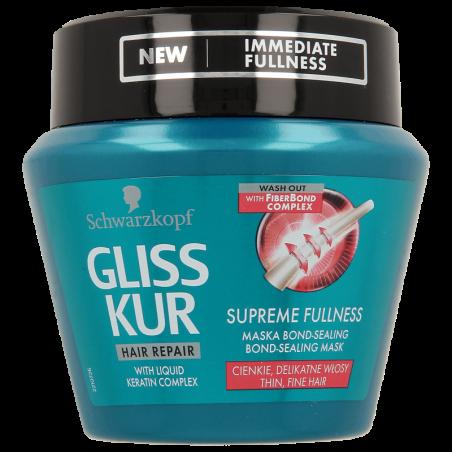 Schwarzkopf Gliss Kur Supreme Fullness Mask 300 ml / 10 fl oz