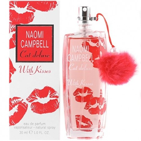 Naomi Campbell Cat Deluxe With Kisses Eau de Toilette 30 ml / 1.0 fl oz