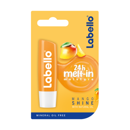 Labello Mango Shine Lip Balm 4,8 g