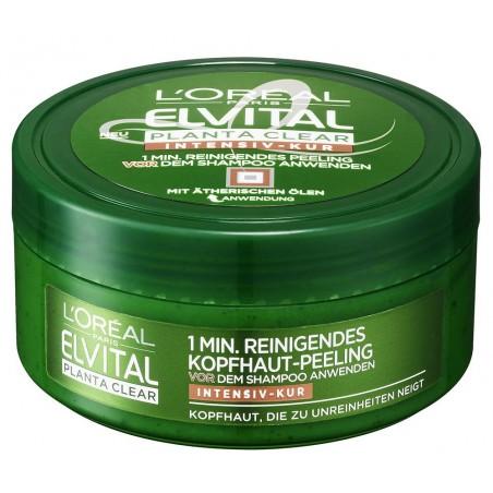 L'Oréal Elseve / Elvive Phytoclear Intensive Exfoliating Scrub Mask 150 ml / 5 fl oz
