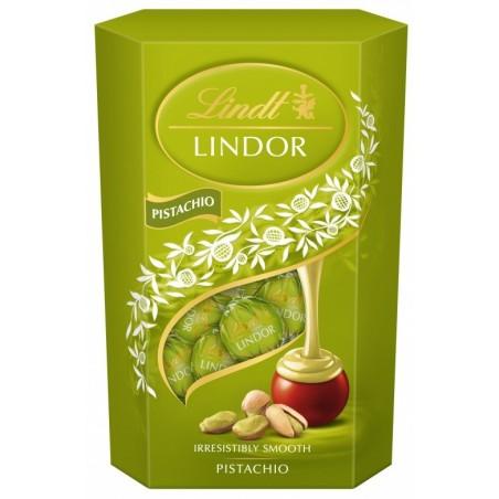 Lindt Lindor Pistachio 200 g / 7.2 oz