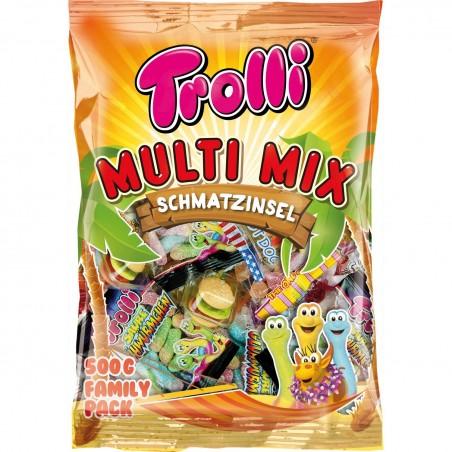 Trolli Multi Mix Smacking Island Family Pack 500 g / 17 oz