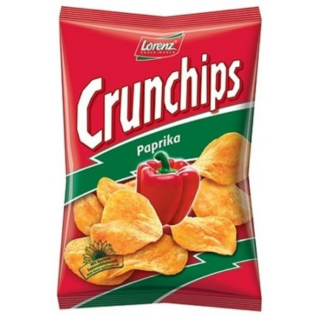 Lorenz Crunchips Paprika 175 g