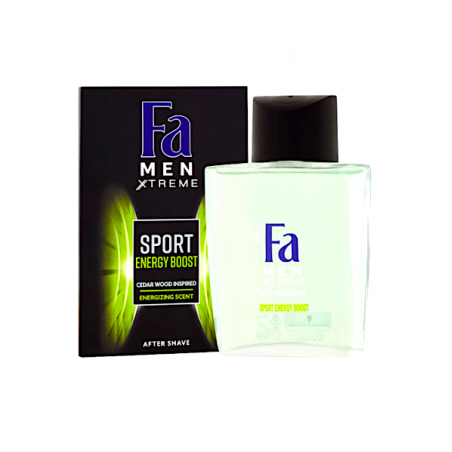 Fa Men Xtreme Sport Energy Boost After Shave 100 ml / 3.4 fl oz