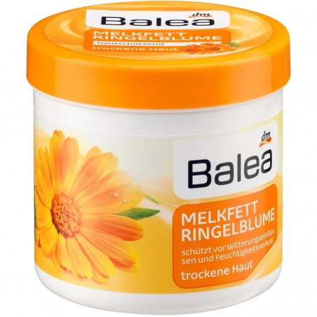 Balea Melkfett Ringelblume / Marigold Milking Grease 250 ml / 8.4 fl oz