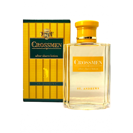 St. Andrews Crossmen After Shave Lotion 100 ml / 3.4 fl oz