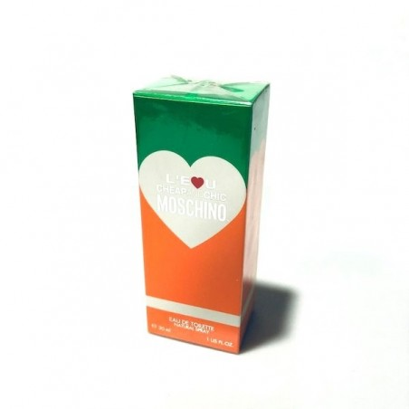 Moschino L´Eau Cheap And Chic Eau de Toilette 30 ml / 1.0 fl oz