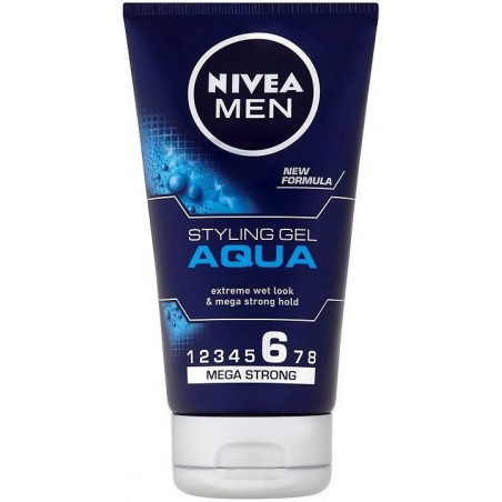 Nivea Men Aqua Styling Gel 150 ml / 5.0 fl oz