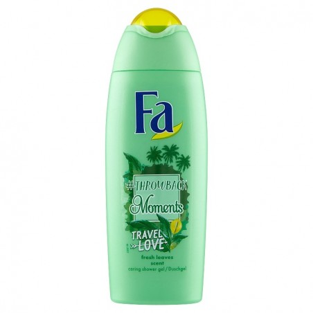 Fa Throwback Moments Travel Love Shower Gel 250 ml / 8.4 oz