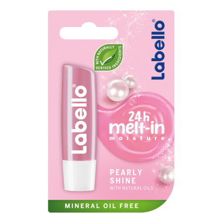 Labello Pearly Shine Lip Balm 4.8 g