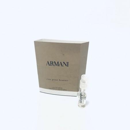 Armani Eau pour Homme Eau de Toilette 1.5 ml / 0.05 fl oz