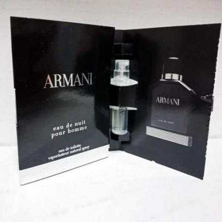 Armani Eau de Nuit Pour Homme Eau de Toilette 1.5 ml / 0.05 fl oz